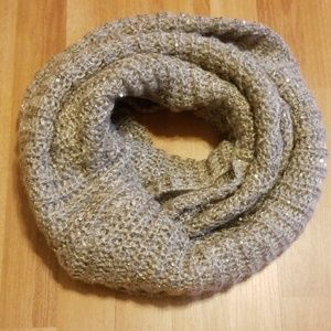 H&M sequin infinity Scarf!